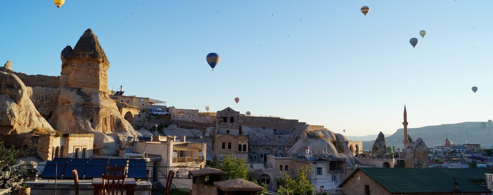 Atrakcje Kapadocji