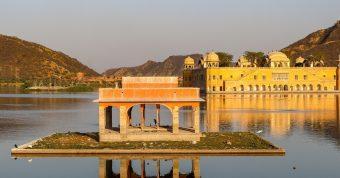 Jal Mahal w Indiach