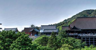 Świątynia w Kioto - Japonia
