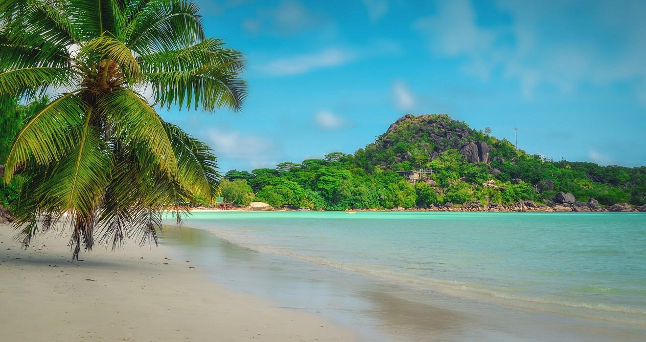 Wyspa Praslin na Seszelach